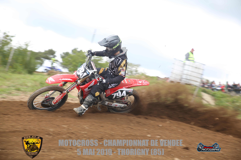 !!! FOCUS Epreuve Motocross Thorigny