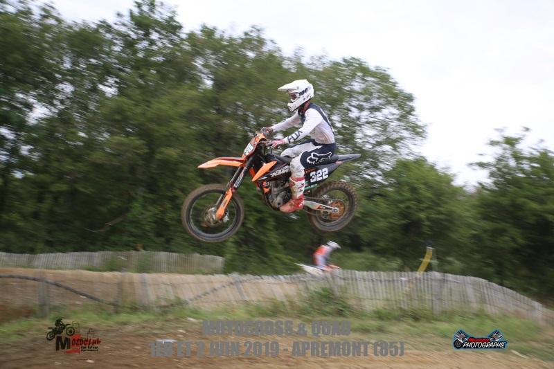 !!! FOCUS Epreuve Motocross Apremont