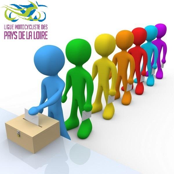 Infos Ligue - Election du 1er mars 2020