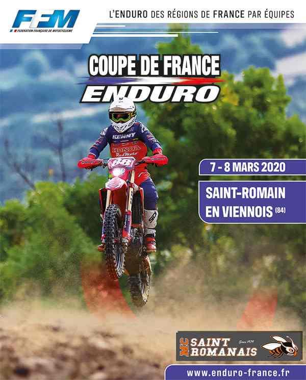 Infos Enduro - Coupe de France Enduro